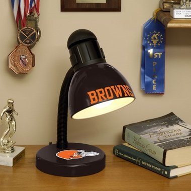 Cleveland Browns Dorm Lamp