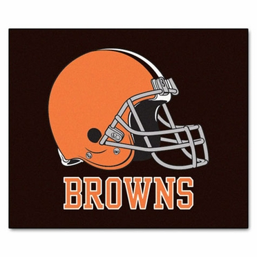 Cleveland Browns Economy 5 Foot x 6 Foot Mat