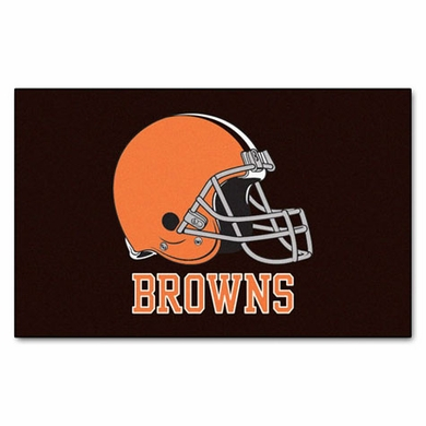 Cleveland Browns Economy 5 Foot x 8 Foot Mat