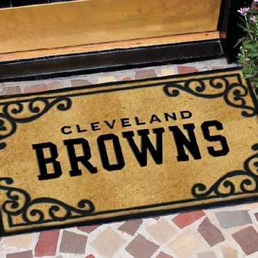Cleveland Browns Exterior Door Mat