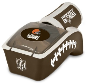 Cleveland Browns Frost Boss Beverage Chiller