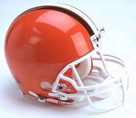 Cleveland Browns Full Sized Replica Helmet