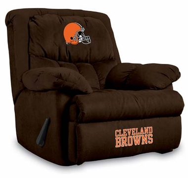 Cleveland Browns Home Team Recliner