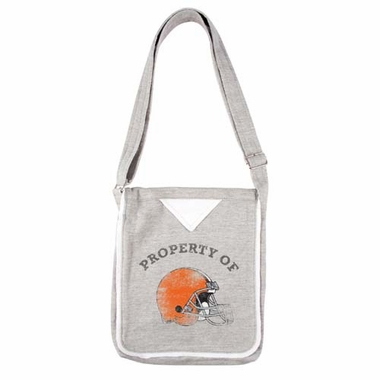 Cleveland Browns Hoodie Crossbody Bag