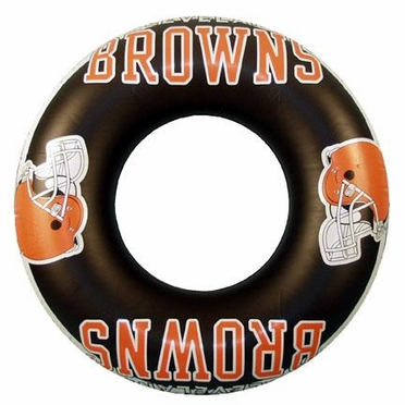 Cleveland Browns Inflatable Inner Tube
