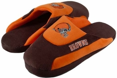 Cleveland Browns Low Pro Scuff Slippers