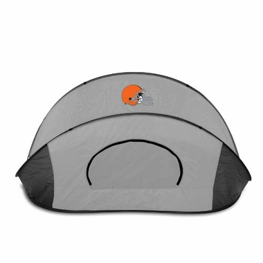 Cleveland Browns Manta Sun Shelter (Black/Gray)