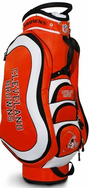 Cleveland Browns Medalist Cart Bag