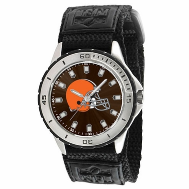 Cleveland Browns Mens Veteran Watch
