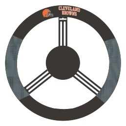 Cleveland Browns Mesh Steering Wheel Cover