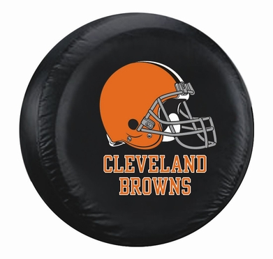 Cleveland Browns Tire Cover (Large Size)