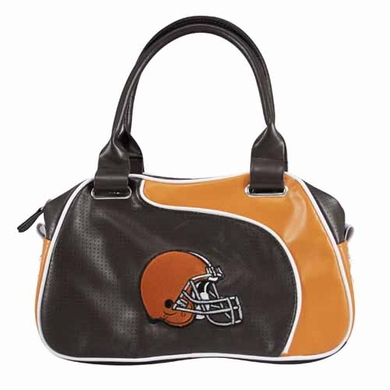 Cleveland Browns Perf-ect Bowler Purse