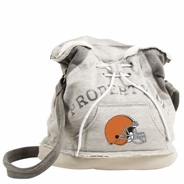 Cleveland Browns Property of Hoody Duffle