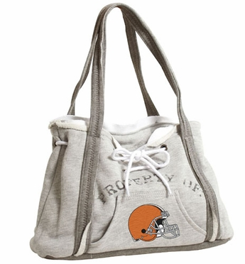 Cleveland Browns Property of Hoody Purse