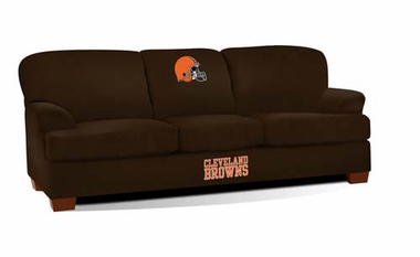 Cleveland Browns First Team Sofa