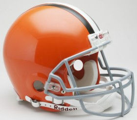 Cleveland Browns Riddell Full Size Authentic Helmet
