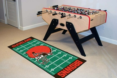 Cleveland Browns Runner Rug