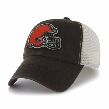 Cleveland Browns Stanwyk Slouch FlexFit Hat