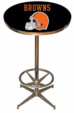 Cleveland Browns Team Pub Table