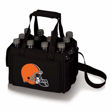 Cleveland Browns Twelve Pack (Black)