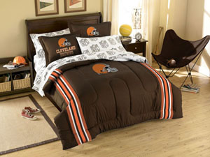 Cleveland Browns Twin Bed in a Bag