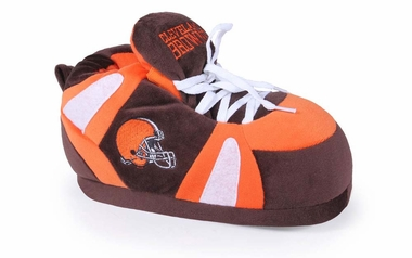 Cleveland Browns Unisex Sneaker Slippers