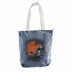 Cleveland Browns Vintage Shopper (Denim)
