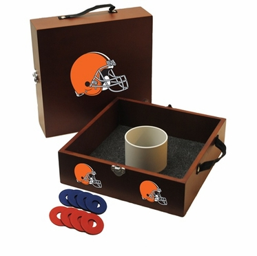 Cleveland Browns Washer Toss Game