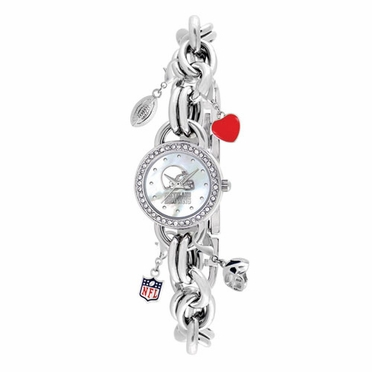 Cleveland Browns Women's Charm Watch