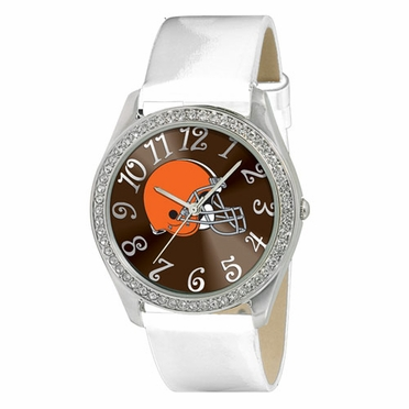 Cleveland Browns Women's Glitz Watch