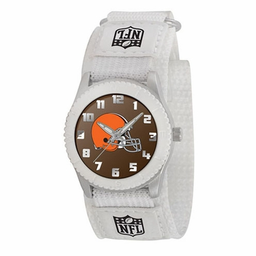 Cleveland Browns Youth Rookie Watch (White)