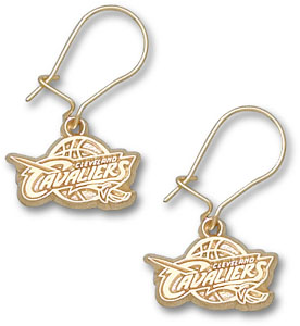 Cleveland Cavaliers 10K Gold Post or Dangle Earrings
