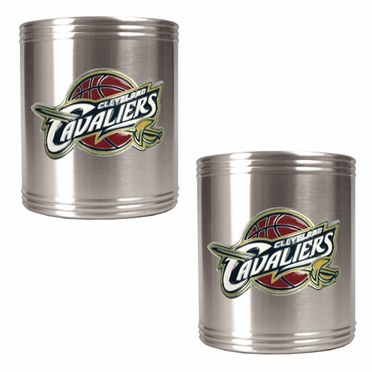Cleveland Cavaliers 2 Can Holder Set