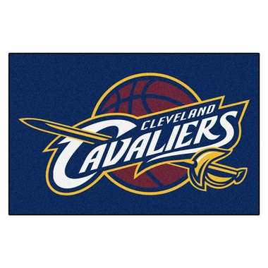 Cleveland Cavaliers 20 x 30 Rug