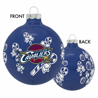 Cleveland Cavaliers 2010 Traditional Ornament