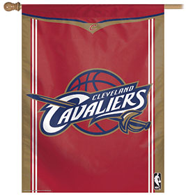 "Cleveland Cavaliers 27"" x 37"" Banner"