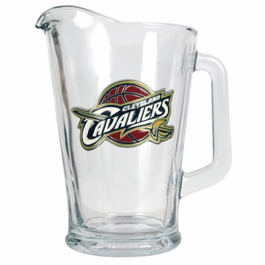 Cleveland Cavaliers 60 oz Glass Pitcher