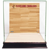 Cleveland Cavaliers Display Cases