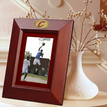 Cleveland Cavaliers BROWN Portrait Picture Frame