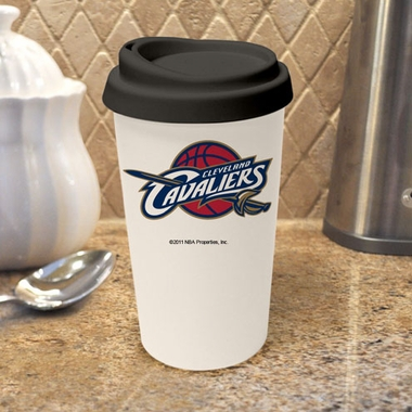 Cleveland Cavaliers Ceramic Travel Cup