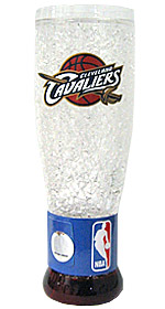 Cleveland Cavaliers Crystal Pilsner Glass