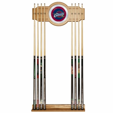 Cleveland Cavaliers Cue Rack