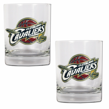 Cleveland Cavaliers Double Rocks Set