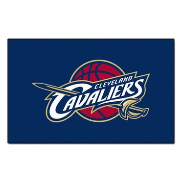 Cleveland Cavaliers Economy 5 Foot x 8 Foot Mat