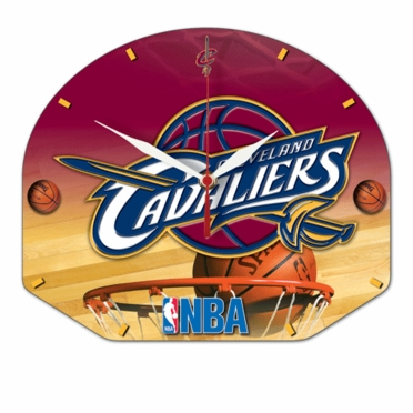 Cleveland Cavaliers High Definition Wall Clock
