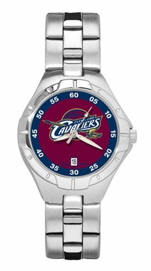 Cleveland Cavaliers Pro II Women's Stainless Steel Watch