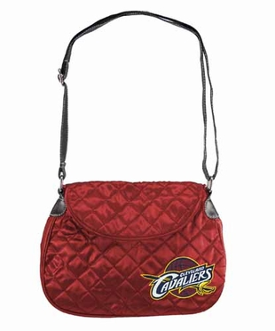 Cleveland Cavaliers Quilted Saddlebag
