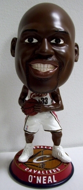 Cleveland Cavaliers Shaquille O'Neal 2009 Big Head Bobble
