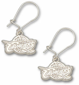 Cleveland Cavaliers Sterling Silver Post or Dangle Earrings