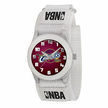 Cleveland Cavaliers Youth Rookie Watch (White)